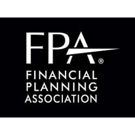 Financial Planning Association Award for Zaneilia