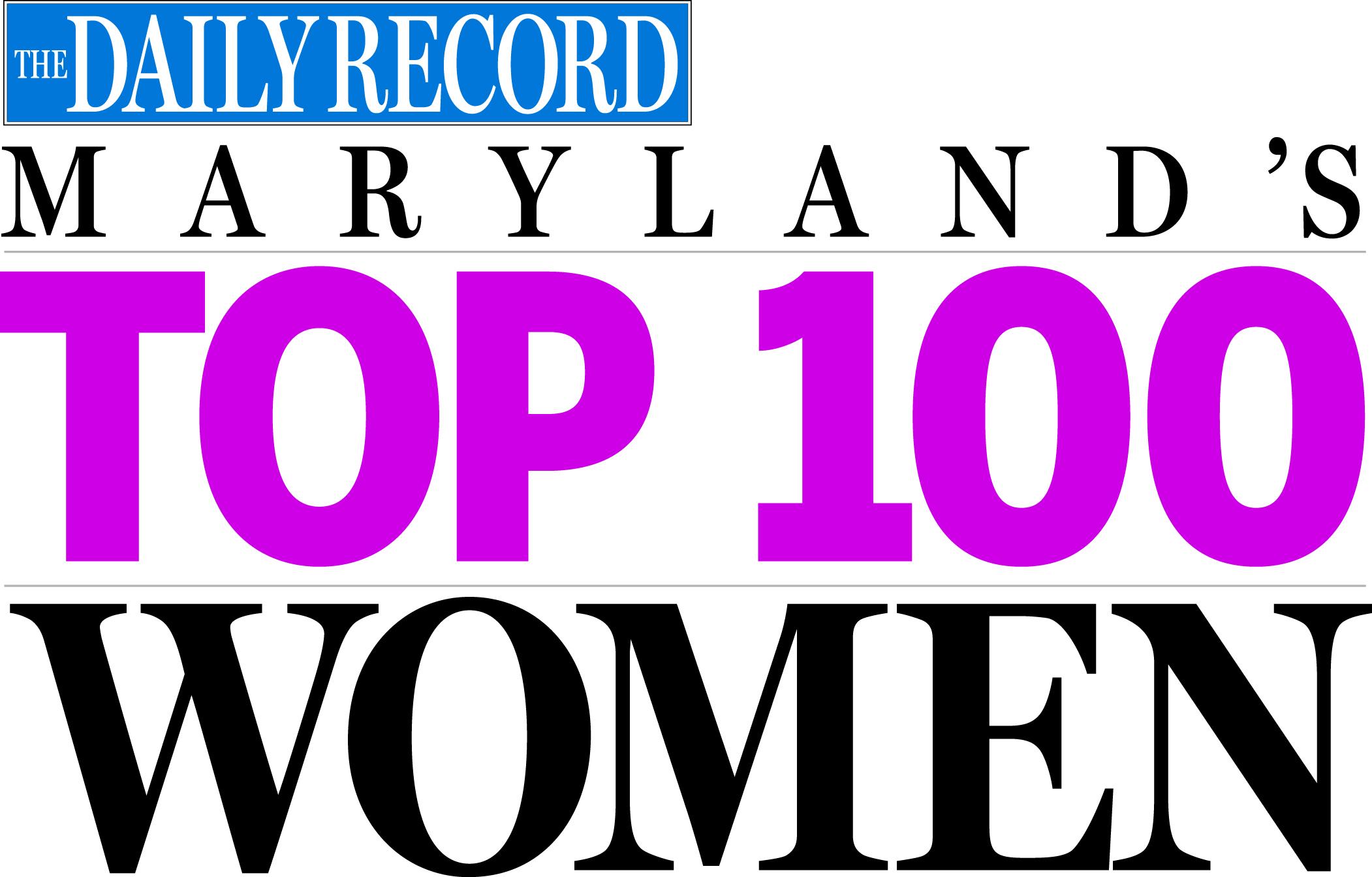 Top 100 Women Logo